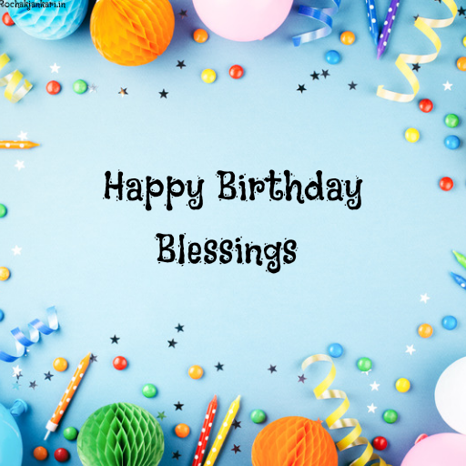 happy birthday blessings images